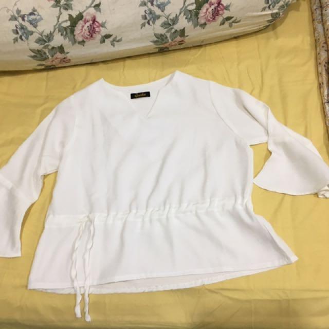 White Cloth GEISHA