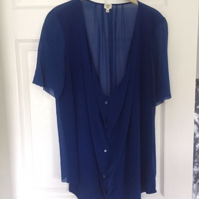 Wilfred Short Sleeve Blouse