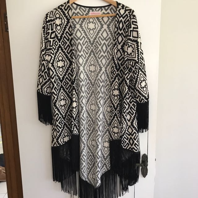 Women's Cape/kimono