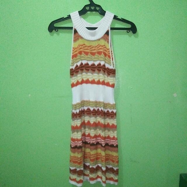 xoxo colorful dress