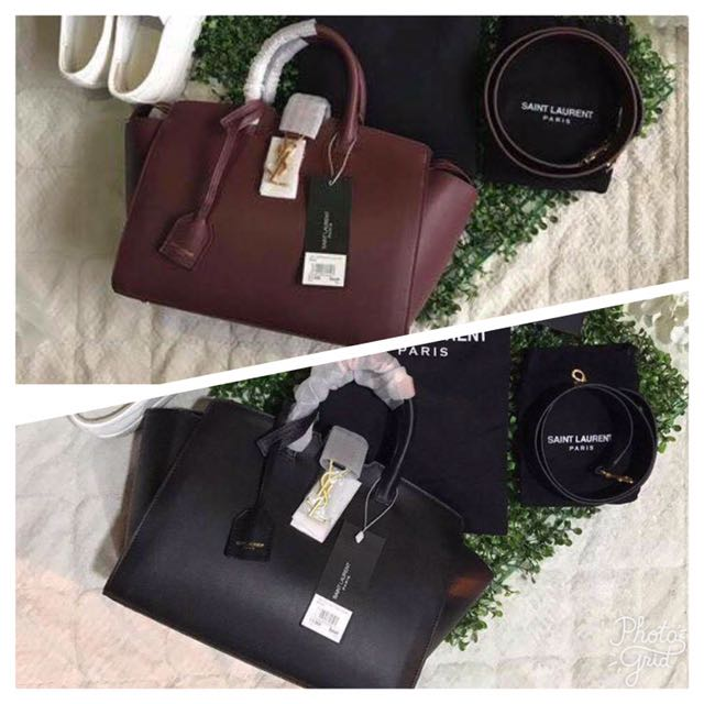 034997077225 YSL Bag Authentic Overruns