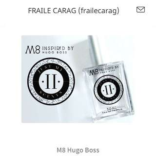 M8 Hugo Boss