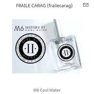 M6 Cool Water