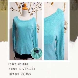Uniqlo Tosca Sweater
