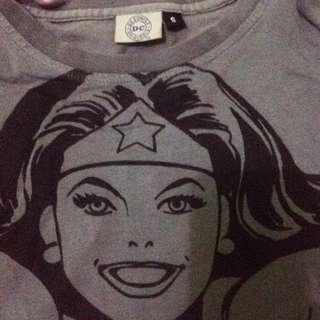 Original DC T-shirt Wonder Woman