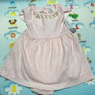 Brand New Authentic Carters Girl Dress