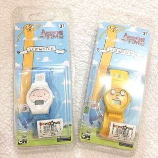 Lcd Watch (Bundle) Adventure Time