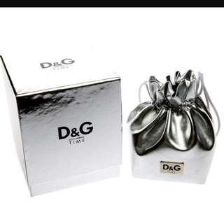 D&G Dolce & Gabbana Bangle Watch