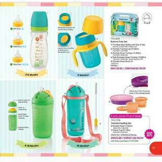 Tupperware Brands (Botol Susu Baby)