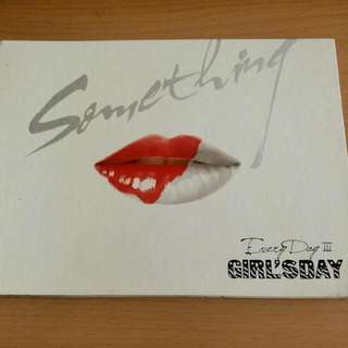 GIRL'S DAY EVERYDAY III (SOMETHING) $30