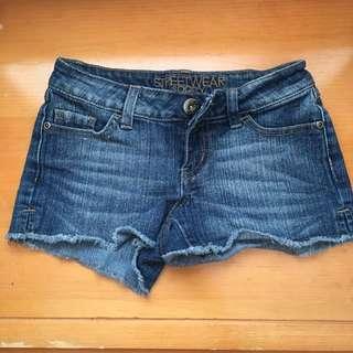 Sirens - Blue Shorts