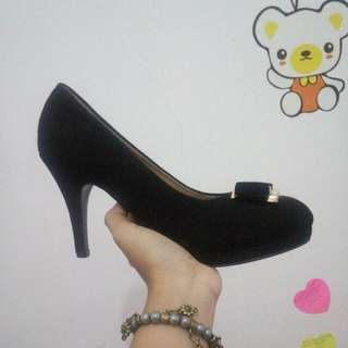 Fladeo Shoes FL00029 Black