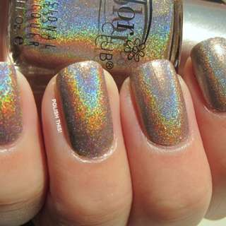Color Club Cherubic Holographic Nail Polish New