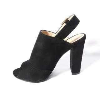 Comfit Shoe Suede Heels