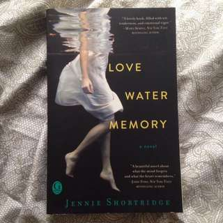 Love Water Memory by Jennie Shortridge