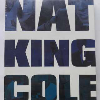 Nat King Cole DVD CD ALBUM