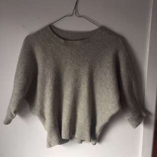 Crop Wool Top