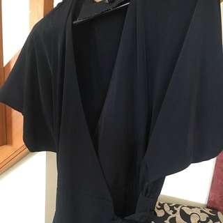 TopShop Kimono Style Dress