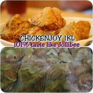 jollibee marinated chicken