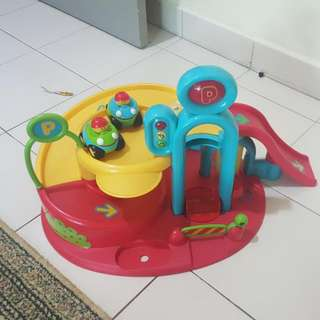 Early Learning Cars Toy