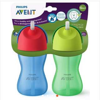 Philips Avent My Bendy Straw Cup 300ml