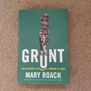 Grunt - Mary Roach