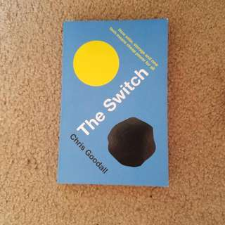 The Switch - Chris Goodall
