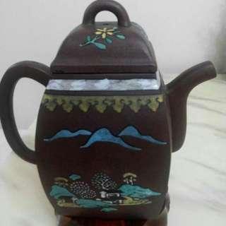 N年前大茶壺