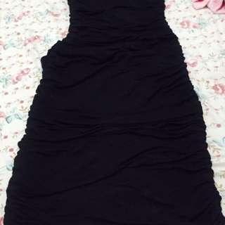 H&M black Elegant Dress