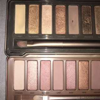 Naked 2 Palette Eyeshadow