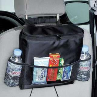 Car Back Seat Bag Storage