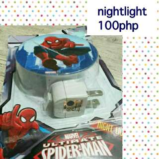 Spiderman Nightlight