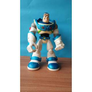 Toy Story Buzz Lightyear Beyond Star Squad Space Defender Blue Leader