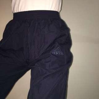 Vintage Navy Adidas Pants