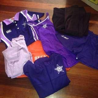 Lourdes Hill Uniform