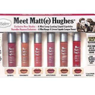 INC POS !!! MEET MATTE(e) HUGHES 6IN1 (INSPIRED)