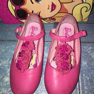 Pink Barbie Doll Shoes