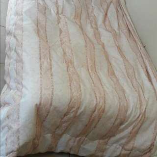 Comforter With Elegant Design (Price is negotiable. PM for interested buyers )