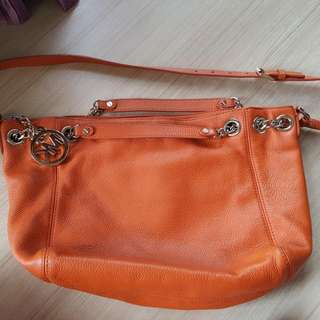 Full Leather Sling Handbag