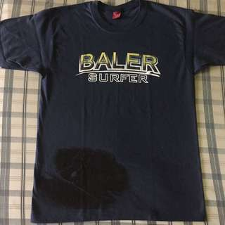 Cotton Tshirt (Baler surfer)