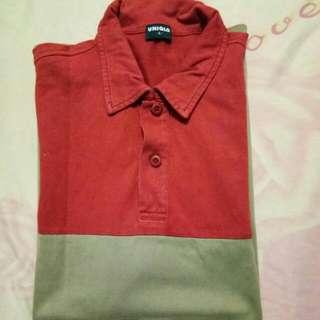 T-shirt Polo Uniqlo