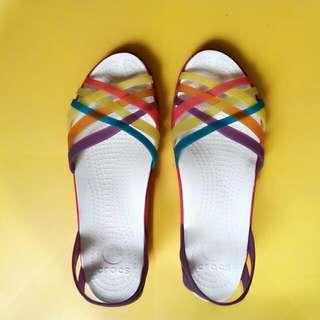 Auth Crocs Sandals