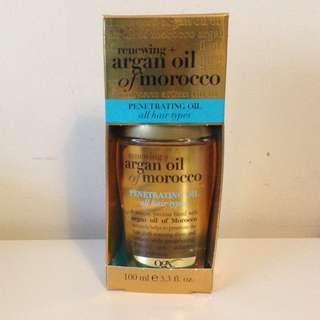 OGX Argan oil of Morocco