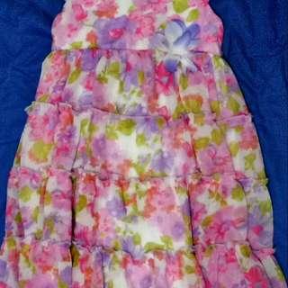 Floral Dress (kids)
