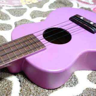 Ukelele Purple