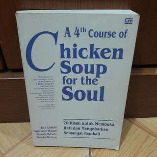 Chicken Soup For The Soul 4th - Versi Indonesia - Bekas