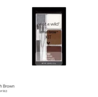 Wet N Wild Brow Kit