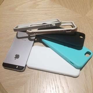全新iPhone 簡約手機殼5,6s,6+,7