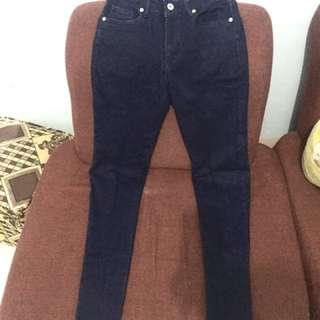 bench skinny hiwaist jeans