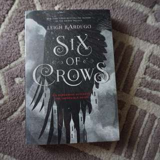 (Brand New) Six of Crows by Leigh Bardugo